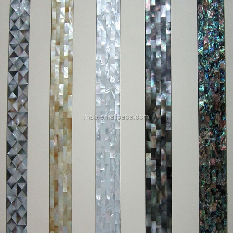 Pearl S Wall Mosaic Tile Inlay