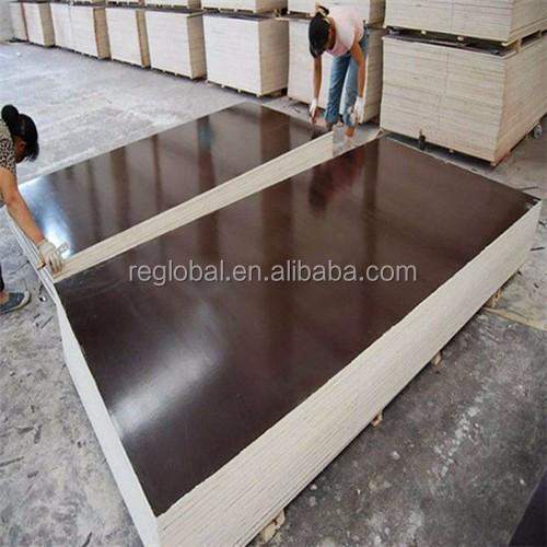One step forming plywood natural wood veneer commercial