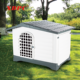 Waterproof plastic outdoor vari igloo designs animal pet dog cages carriers houses kennel flooring