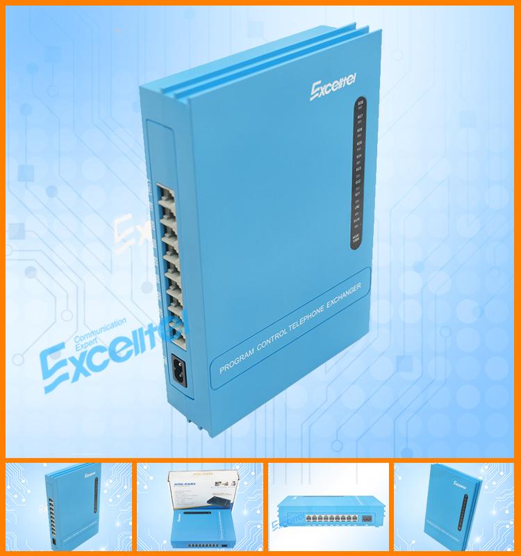 Wholesale PABX Manufacturer / intercom PBX / 108 mini telephone ...