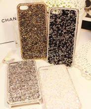2017 Shiny Crystal PC phone back cover case for iPhone 7/Glitter dazzling phone case for iPhone 7 /7 Plus