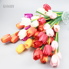 Any Festival Artificial Silk Flowers Tulip In Wholesales For Florist