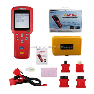 100% Original XTOOL X100 Pro X-100 Key Programmer For Car's ECU Immobilizer Pin Code Reader X 100 Update Online Multi Brand Cars