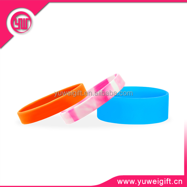Hot sale OEM cool boy sport energy wristband silicone hand band