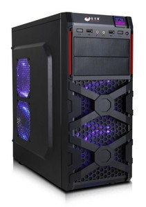 2015 new design SGCC 0.5mm middle atx computer case and deluxe PC case with chassis size L380*W180*H410mm