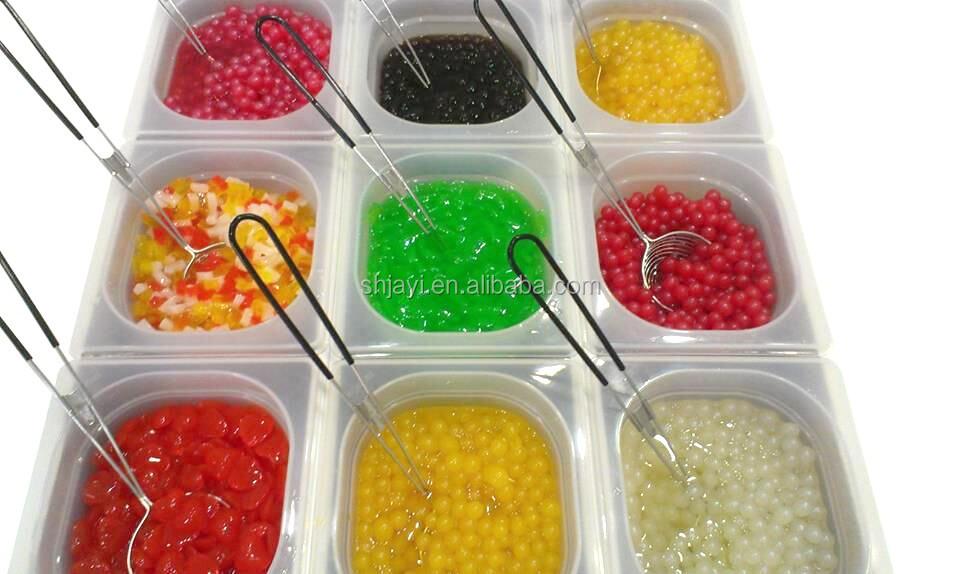 Taiwan Grape Flavor Popping Juice Balls Bursting Boba ...