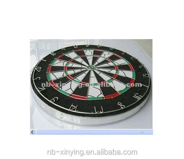 2016 Hot selling wooden Dart Board with 6pcs darts Factory Wholesale price