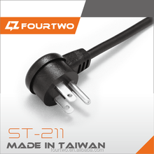 Made In Taiwan Japan PSE 3 pin stecker netzkabel