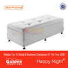 2015 Euro hot selling soft comfortable box spring mattress