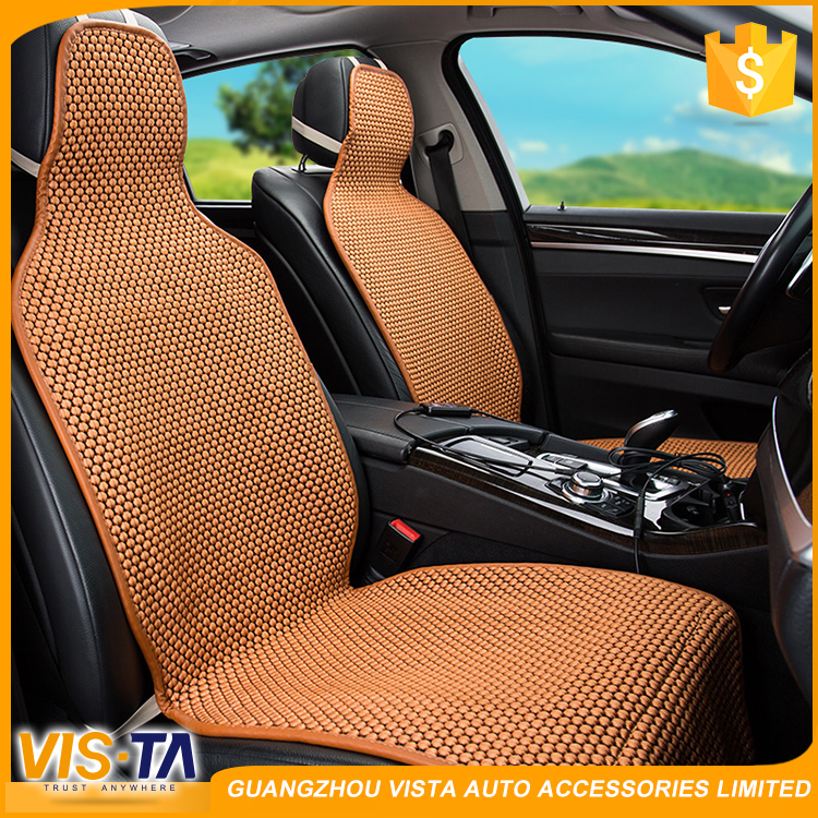 Nice and cool ventilate ice silk car seat cover/car seat cushion