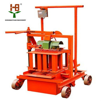 Small Investment Machine To Make Money Qmy2-45 With House Plans To Import  To South Africa - Buy Small Investment Machine To Make Money,Product To