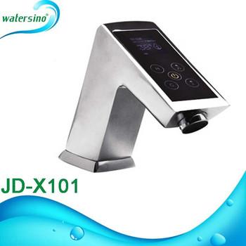 Digital Temperature Control Water Faucet Thermostatic Mixer Jd-x101 ...