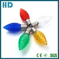 Buy 12V Led C7 & C9 Led Bulbs Decorative Light Colorful C7 E12 LED ...