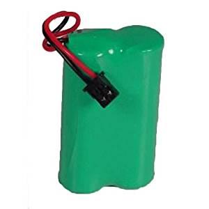 Uniden DECT1588-2 Cordless Phone Battery Ni-MH, 2.4 Volt, 1500 mAh - Ultra Hi-Capacity - Replacement for Plantronics 80639-01, 81087-01, PANASONIC HHR-P506 Rechargeable Battery