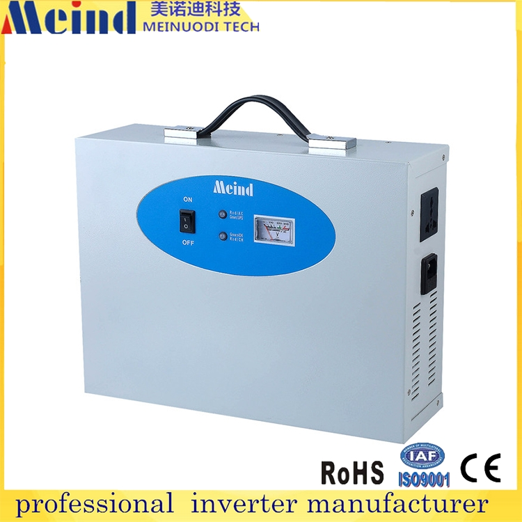 China product factory wholesale 700w portable mini ups with charger