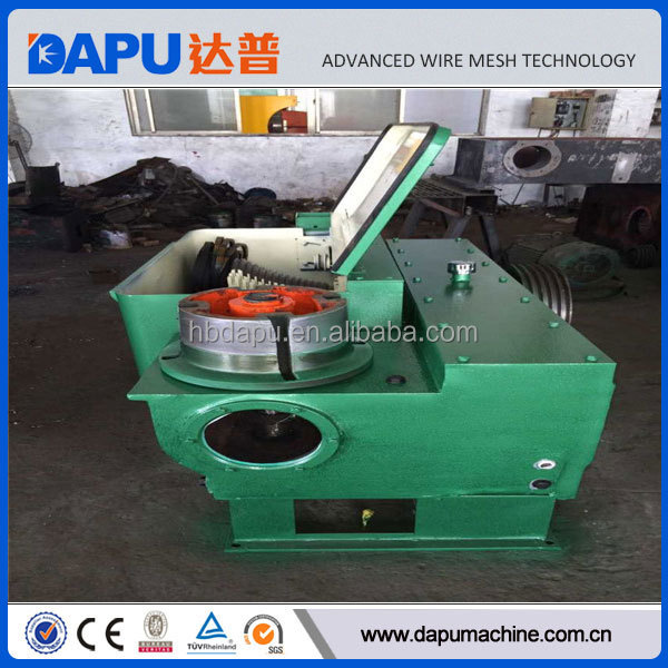 China supplier water tank metal wire drawing machine