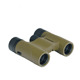New design binoculars plastic binoculars mini 8*21/10*25/12*32 army green