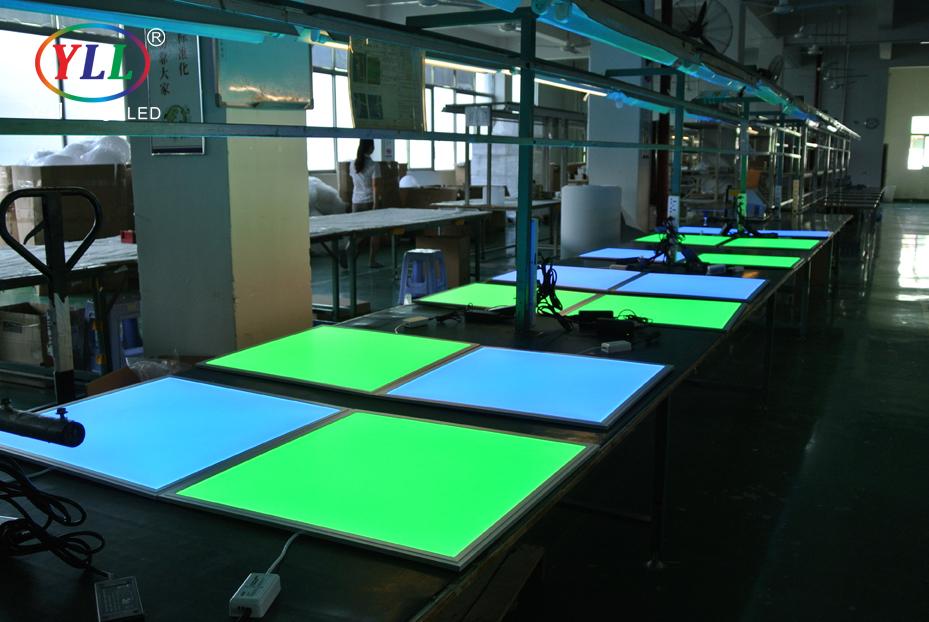 Rgb Led Panel Light,600x600 Led Ceiling Light,Oled Panel Led Panel ...
