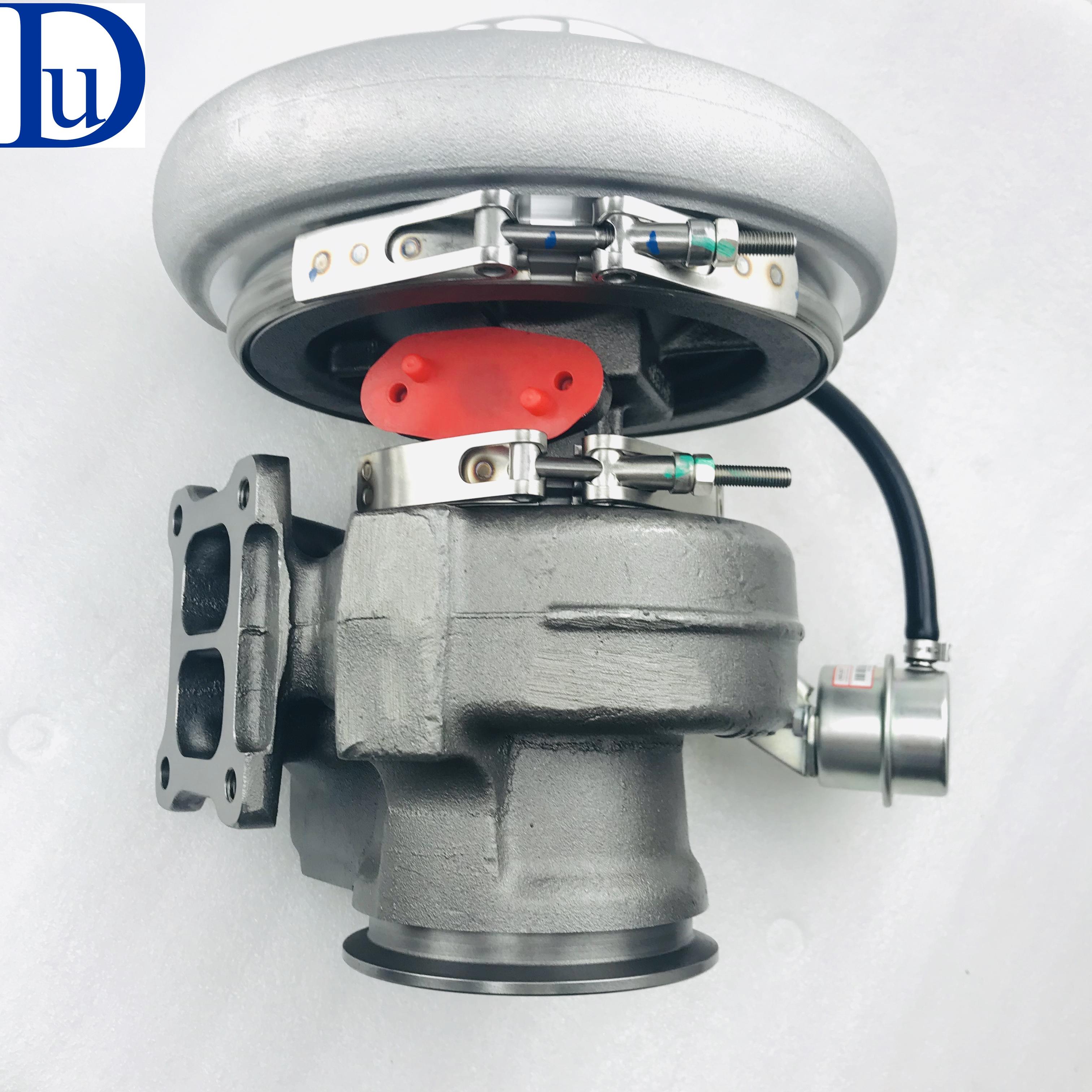 Hx52w Holset Turbo 5043474400 2835833 2841403 2841397 2843755 Turbocharger  For Iveco Cursor 9 Engine - Buy Hx52w,5043474400,2843755 Product on