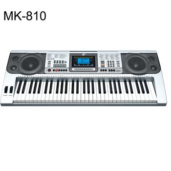 389497640d69c Meike Mk 810 Instrumento Musical Piano Teclado Electrónico Órgano ...