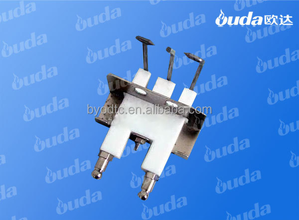 Gas oven ceramic ignition electrode / ceramic electrode / Stove Ignition Spark plug