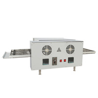Factory price pizza snack machine conveyor pizza oven with CE
