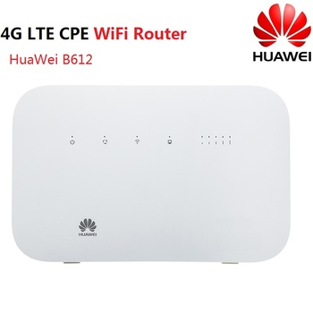 Huawei B612 B612s-25d 3g 4g Lte Cat6 Cpe Wireless Router Home Router With 4  Lan Port Brand New And Unlocked - Buy Huawei B612 B612s-25d 4g Lte Cat6