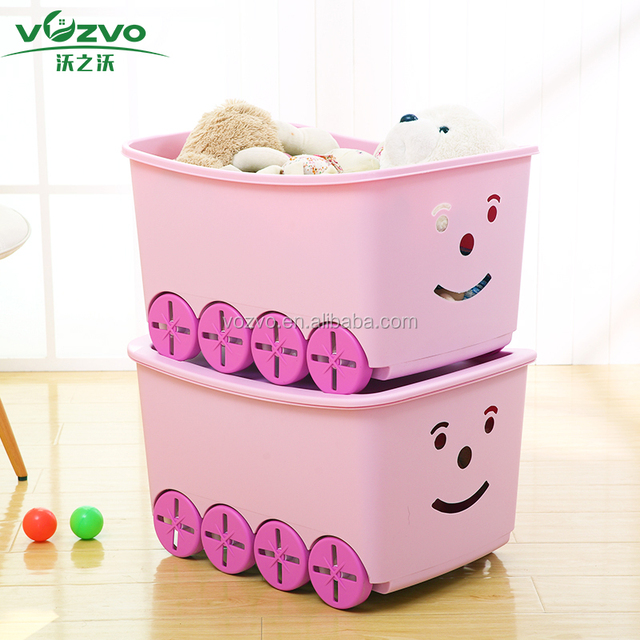 Colorful Toy Boxes For Living Room Image - Living Room Designs ...