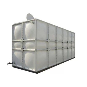 fish farm water quality smc fiberglass water tank