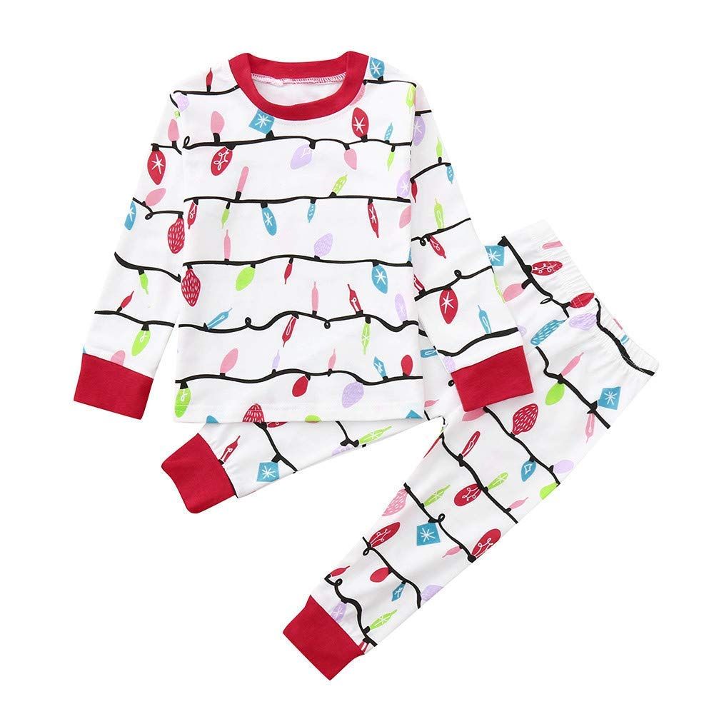 a59818894cdb Cheap Kids Christmas Pajama Sets