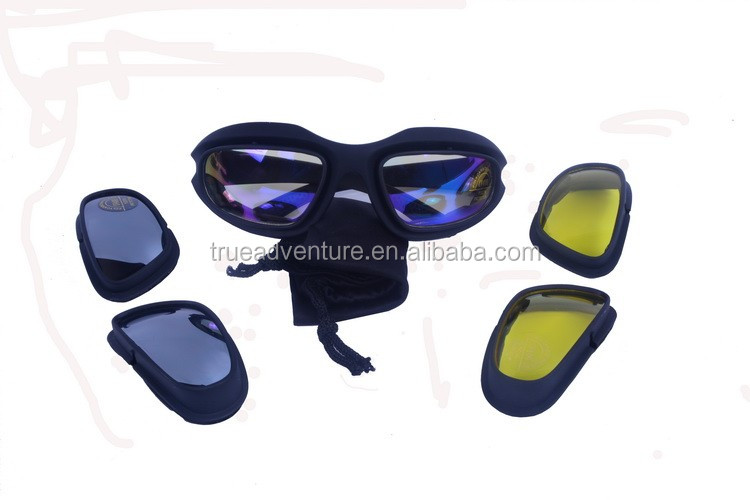 e2eb04fb0f Outdoor Sporting Windproof Goggles Combat Daisy Military Glasses ...