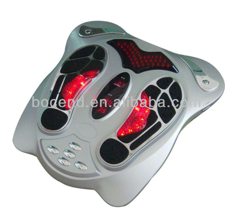 Foot Massager with electrode paster and slimming belt