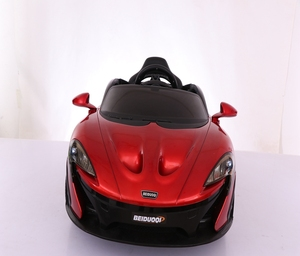 China High Quality Rechargeable 2.4G Remote Control 2 Motors Children Cars Electric Kids 12V Battery Ride On toy car