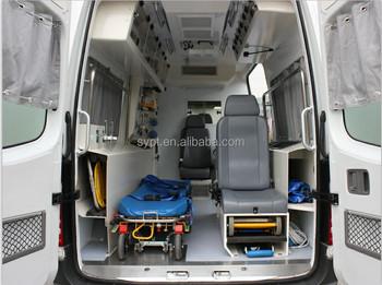 Ambulance interior design equipment-Aluminum alloy kits