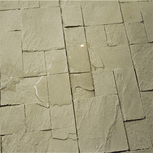 Flexible Soft Wall Ceramic Tile,Instead of Aluminum Composite Plate,No Waste Discharge and Recyclable
