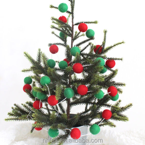 to cover 4-5 FOOT TALL TREE Christmas Tree Garlands Balls