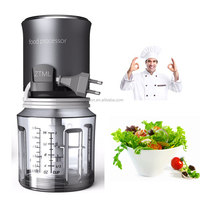 High Quality Sample Available Mini Electric Meat Grinder Onion Chopper For Sale