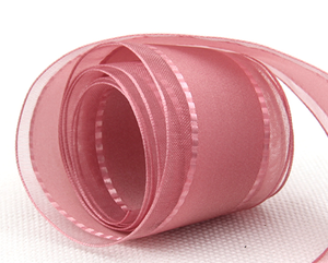 Organza Gift Ribbon Tie Packing Ribbon