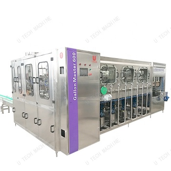 Automatic five gallon Drinking Mineral Water Bottle Filling Machine Liquid filling machine