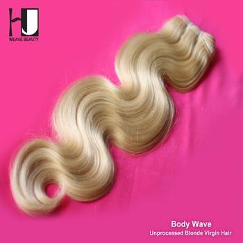H&j Indian Free Sample Hair Bundles Blonde Fake Hair - Buy Free ...