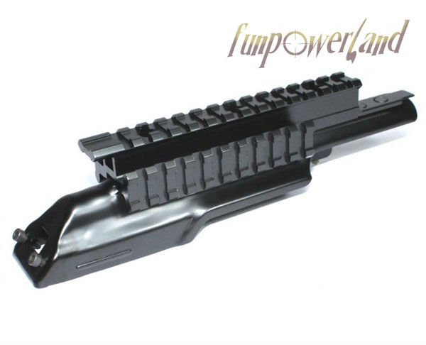Funpowerland AKs Receiver Tri-Rail Cover/ Top Mount/AK Mount