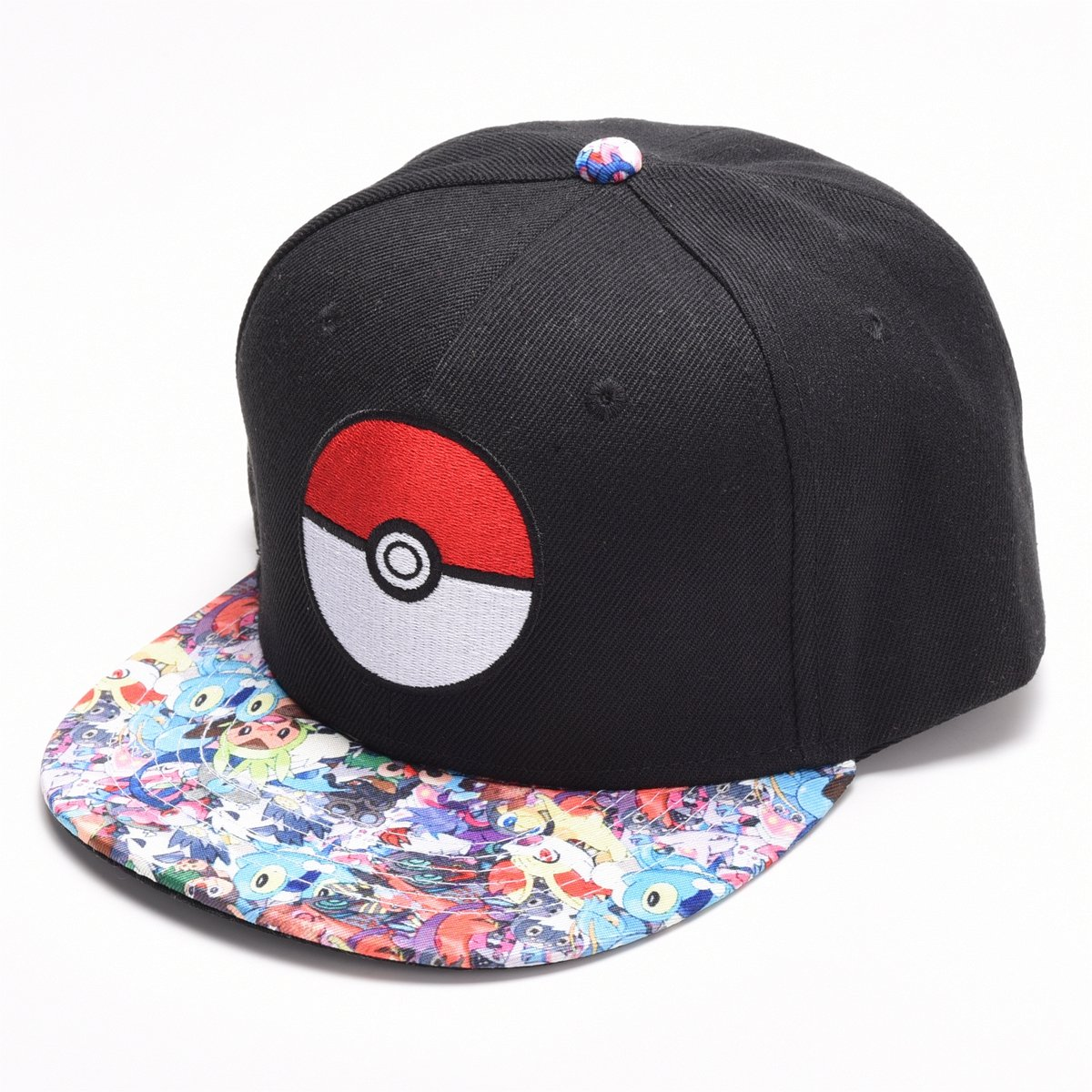 YEAM Pokemon Hat Kids Pokeball Youth Snapback Hat For Boy And Girl d94764b6145a