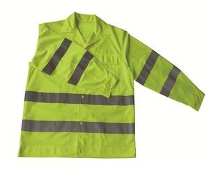 Wholesale Long Sleeve Hi Visibility Safety Work Shirt DFJ006