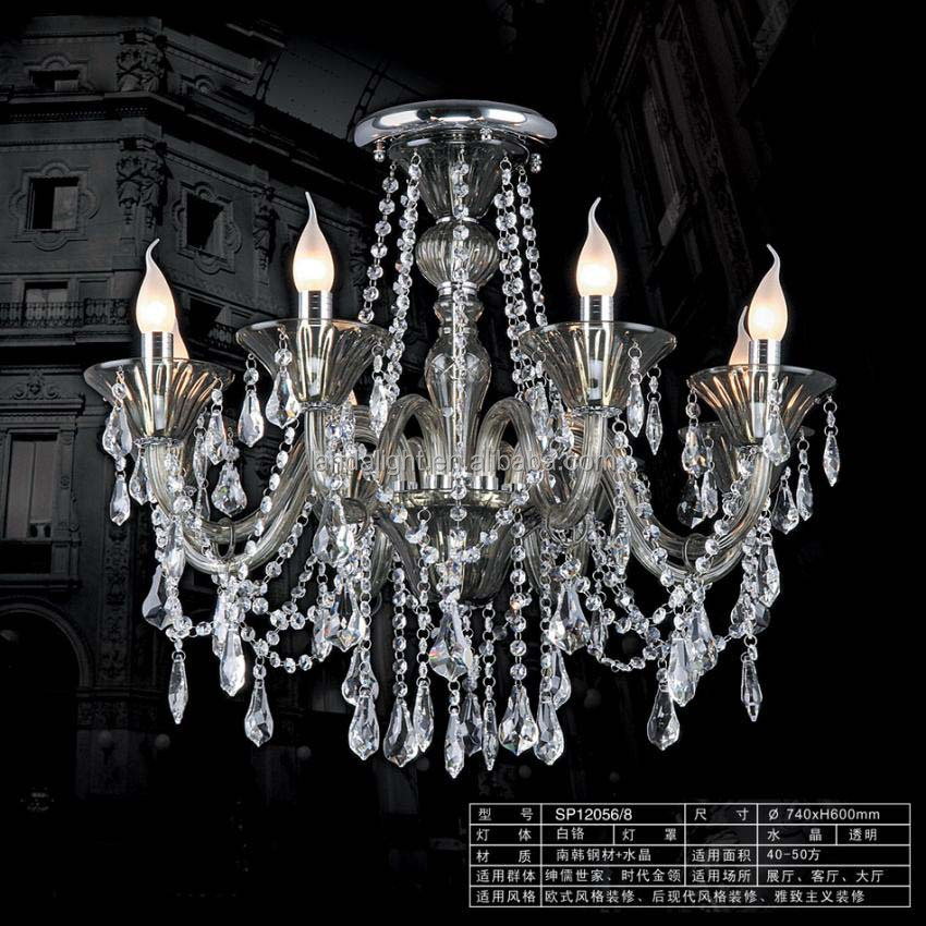 for event & party centrepieces suspension crystal chandelier for wedding