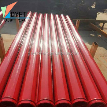 Twin Wall Spray Paint Concrete Pump Pipe For Pump Car Buy Spary Paint Concrete Pump Pipe Twin Wall Concrete Pump Pipe Concrete Pump Pipe Product On