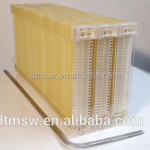 2 pcs auto Flow bee Frames sample, plastic Auto Flow Frames for bee price