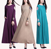 long 2018 maxi top fashion islamic clothing muslim women dress