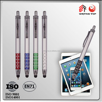 2014 spare parts tablet touch screen plastic pen
