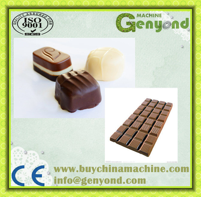 Full Automatic Chocolate Bean/bar/paste Production/processing ...