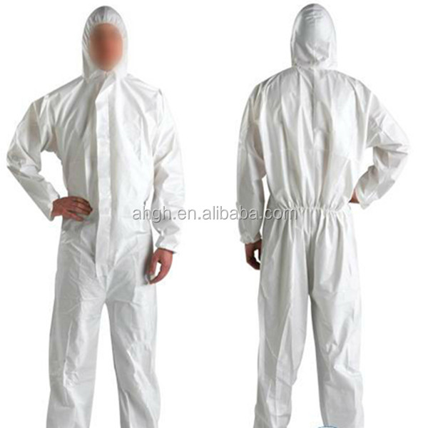 Dust-proof Coverall, SFL coverall, Macacao de Microporosa